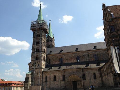 Die geschichtsträchtige St.-Martin-Kirche