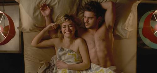 Reicht die Anziehungskraft zwischen Ellie (Imogen Poots) und Jason (Zac Efron) für mehr als eine Handvoll Nächte?