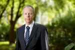 GLS-Vorstandssprecher Thomas Jorberg: Den Menschen in denMittelpunkt gerückt.