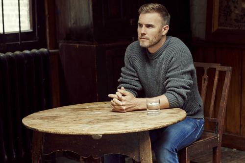 """Kennt keinen Neid: """"Wenn Robbie oder ich außerhalb der Band erfolgreich sind, ist es dem großen Ganzen, das Take That ist, nur zuträglich"""", sagt Gary Barlow."""