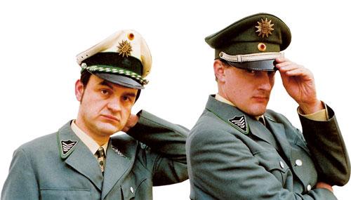 Benno Burgey & Ralf Welteroth
