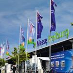 Messeplatz Feiburg: Die GETEC hofft wieder auf mehr Besucher.