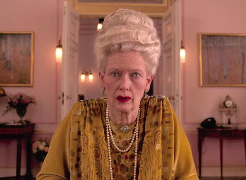 Übertrifft sich wieder einmal selbst: Tilda Swinton als 84-jährige Madame D.