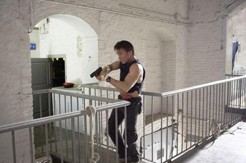 Im Labyrinth einer Stierkampfarena kommt es zum großen Showdown: Jim (Sean Penn) muss sich gegen Männer aus seiner Vergangenheit zur Wehr setzen.