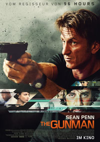 """In """"The Gunman"""" zeigt sich der 54-jährige Sean Penn in Hochform."""