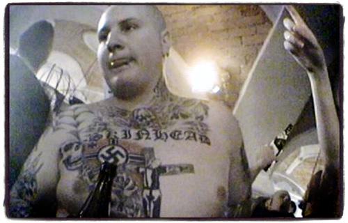 Nazi Skinhead Tattoos