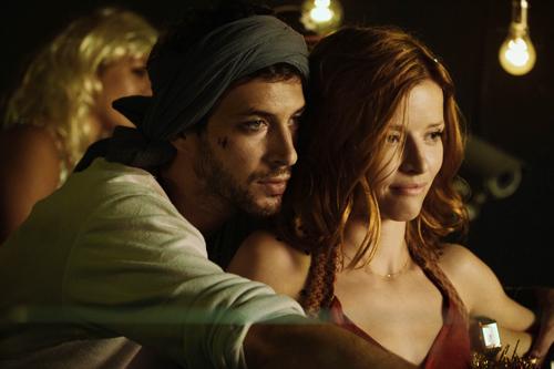 Lange hat's gedauert. Doch am Ende des Films kündigt sich das Gelingen einer Liebe zwischen Hanna (Karoline Schuch) und dem Betreuer Itay (Doron Amit) an.