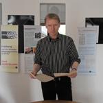 Heiko Wegmann erforscht die Freiburger Kolonialgeschichte.