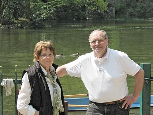 Barbara und Peter Maier