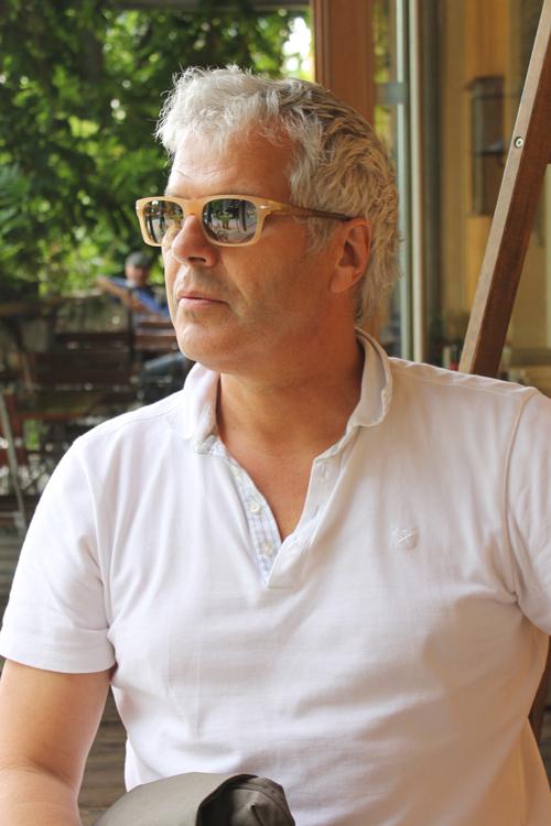 Ulrich Herman: Redaktionsleiter für den Tatort beim SWR.