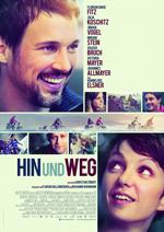 """Hannes, gespielt von Florian David Fitz ist in """"Hin und weg"""" (Regie: Christian Zübert) unheilbar an der Nervenkrankheit ALS erkrankt. Auf einer letzten Reise mit Frau und Freunden will er Abschied nehmen."""