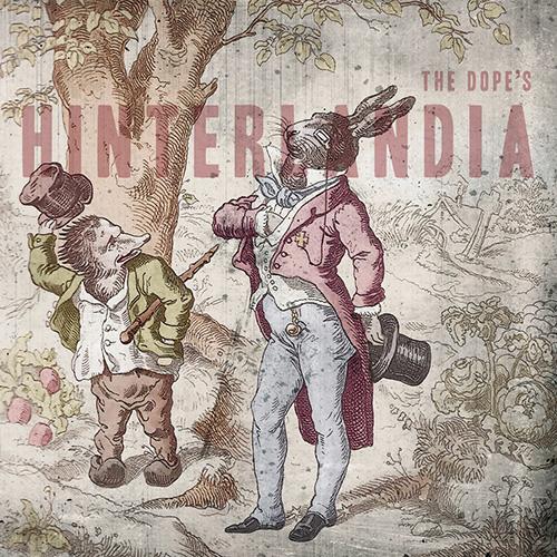 CD-Cover: Hinterlandia