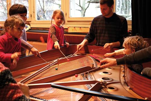 Neuer Studiengang an der Freiburger Musikhochschule.