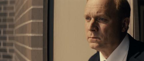 Einsamkeit: Das Leben im Hotelzimmer, das ewige Scheitern nagt am Headhunter Trunschka (Ulrich Tukur).