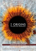 """""""I Origins - Im Auge des Ursprungs"""" besticht als unkonventionelles Mystery- und Science Fiction-Drama. Der Film feierte seine Premiere auf dem Münchner Filmfest."""