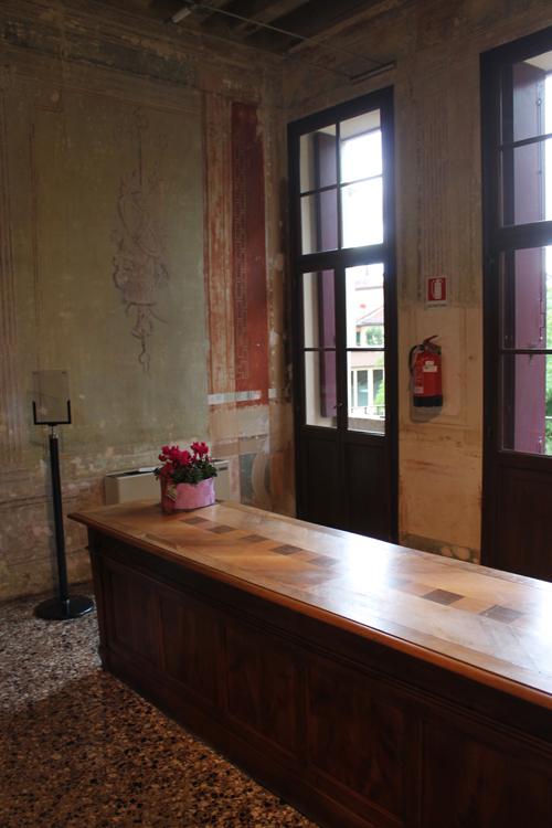 Villa Fabris im Veneto