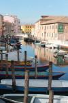 Fischerstadt Chioggia
