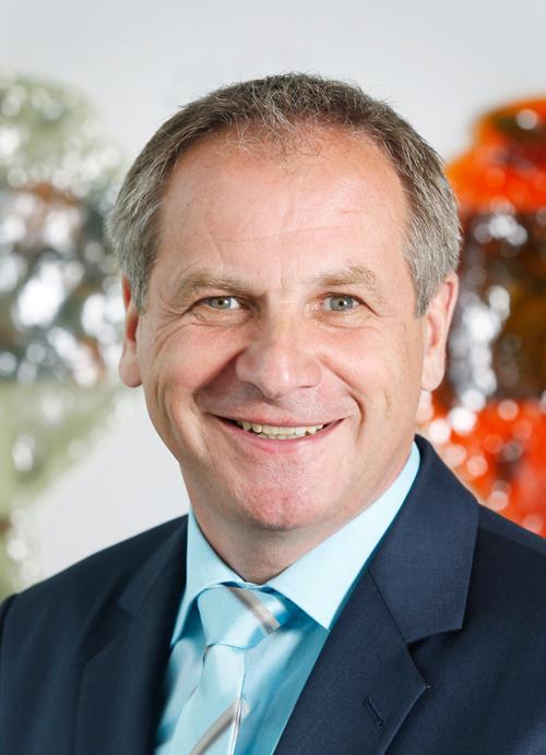 Innnenminister Reinhold Gall