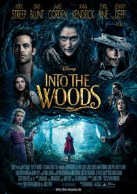 """Rob Marshall weiß den Zuschauer mit seinem mitreißenden Märchen-Mashup-Musical """"Into the Woods"""" über weite Strecken zu begeistern."""