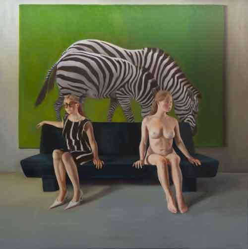 Gemälde Jindra Capek