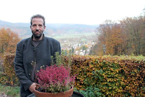 Gastwirt Jörg Schneider