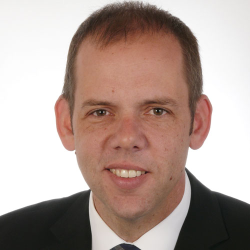 Noch Banker, bald Bauwirtschaft: Jörg Straub wird Vize-Vorstand beim Bauverein.