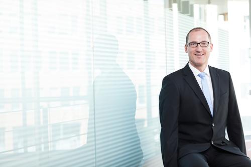 Jörg Vogelmann von der PSD Bank