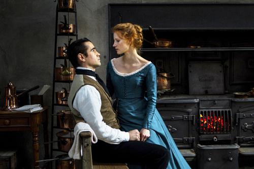 Kommen John (Colin Farrell) und Fräulein Julie (Jessica Chastain) trotz Standesregeln und Hitzköpfigkeit doch zusammen?