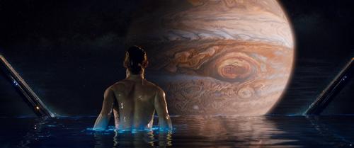 Da taucht man nichtsahnend auf und dann ist da der Jupiter.