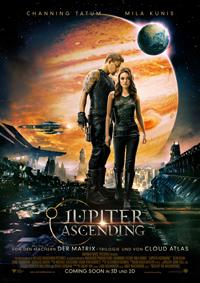 """Die Wachowski-Geschwister präsentieren mit """"Jupiter Ascending"""" ihr neues Sci-Fi-Epos."""