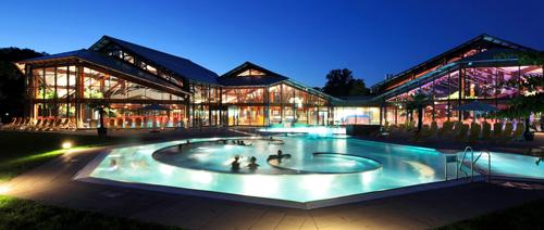 Außenbereich des Eugen-Keidelbad