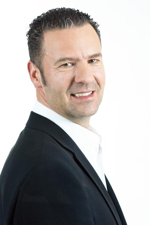 Bäderchef Oliver Heintz