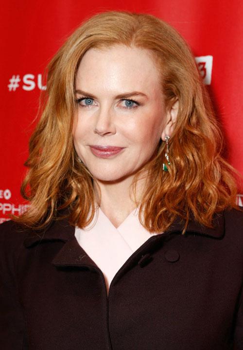 """Oscarpreisträgerin Nicole Kidman hat eine Vorliebe für """"problembehaftete Mutterrollen"""", wie sie sagt."""