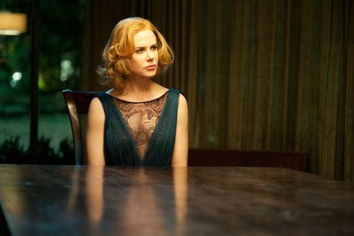 """""""Ich bin inzwischen berüchtigt dafür, kurz vor knapp noch einen Rückzieher zu machen"""", weiß Nicole Kidman. Die Rolle in """"Stoker"""" behielt sie glücklicherweise."""