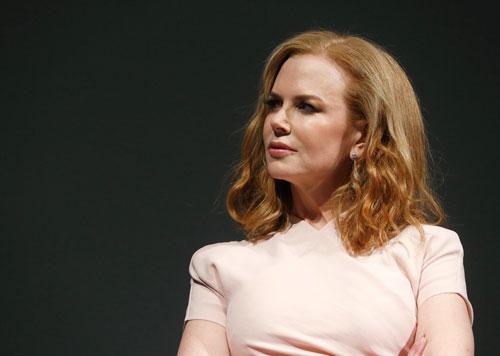 """Fürstlich: Nicole Kidman drehte zuletzt das Biopic """"Grace Of Monaco"""", in dem sie Grace Kelly spielt."""