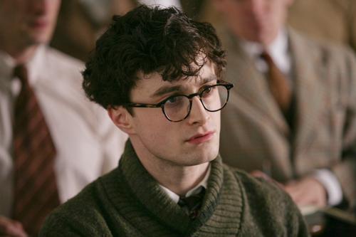 Daniel Radcliffe spielt den jungen Allen Ginsberg.