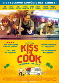 """Einfach mal genießen: """"Kiss the Cook - So schmeckt das Leben"""" ist eine gefällige Wohlfühl-Komödie mit Social-Media-Lektion und kubanischer Küche."""