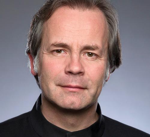 Der musikalische Leiter Axel Kober. Foto: Klaudia Taday