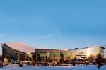 Auch beim Erweiterungsbau für die Skihalle in Neuss war Kramer als Dämmtechnik-Spezialist gefragt.