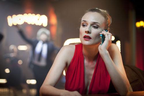 """Lebt mit Schauspielkollege Joshua Jackson (""""Fringe"""") zusammen: Diane Kruger (hier in """"Der Nächste, bitte!"""")."""