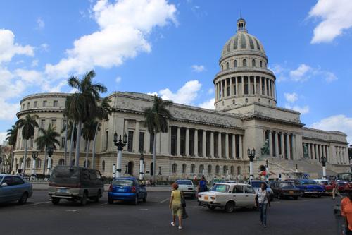 Kapitol von Havanna