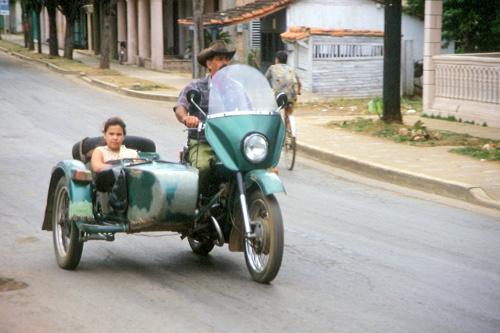 Beförderungsarten gibt es auf Kuba viele.
