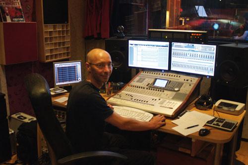 In der östlichen Haslacher Straße befindet sich schon seit zehn Jahren Markus Heinzels Liquid Studio.