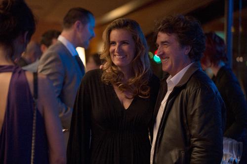 """In """"Ein Augenblick Liebe"""" spielt Lisa Azuelos auch selbst eine Rolle - weil sie keine Darstellerin fand, die Frau ihrer männlichen Hauptfigur spielt."""