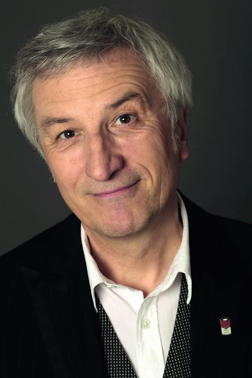 Peter Gaymann: Das Federvieh hat ihn schon in seiner Kindheit begleitet.