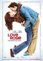 """Unzertrennlich und doch nie vereint: Christian Ditters Liebeskomödie """"Love, Rosie - Für immer vielleicht"""" handelt von zwei besten Freunden, deren Liebe immer wieder vom Leben sabotiert wid."""