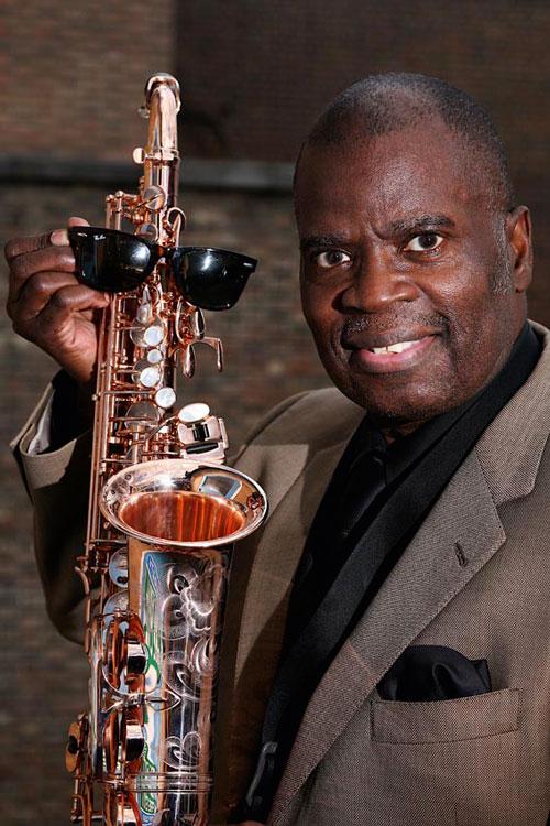 Marceo Parker ist eine Jazzlegende. Bild: Jazzhaus