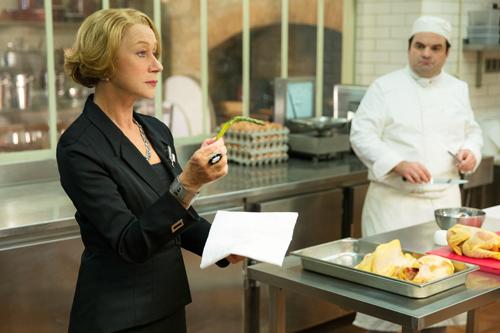 Verkochter Spargel im Restaurant von Madame Mallory (Helen Mirren)? Eine Katastrophe!