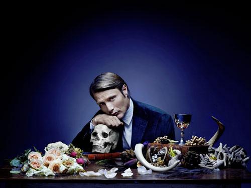 """Vorliebe für düstere Figuren: Mads Mikkelsen spielte drei Jahre lang Dr. Hannibal Lecter in der NBC-Serie """"Hannibal"""". Die Show wurde abgesetzt, aber """"Vielleicht findet sich ja noch ein Sender, der sie übernimmt"""", hofft der Däne."""
