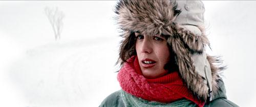 Winja (Lucie Heinze) will im ewigen Eis ihre große Liebe wiederfinden.